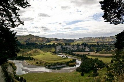 Rangitikei River - Ray Lovell