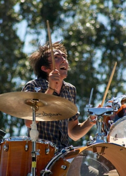 Merit Experienced Print Subject (People) Bush Drummer Photographer Helen Westerbeke