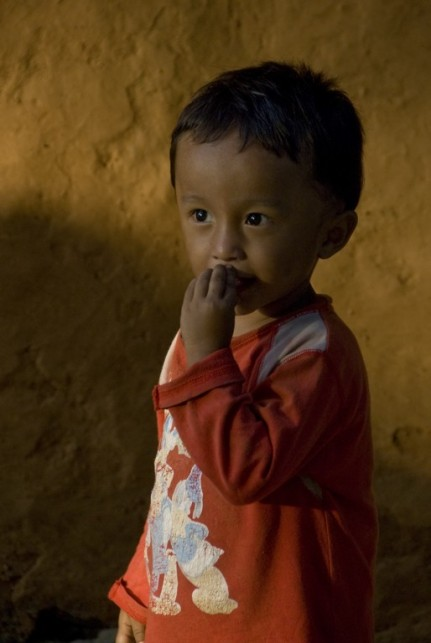 Merit Experienced Projected Image Subject (Portraits) Portrait 1 Nepali Boy Photographer Geoff Marshall