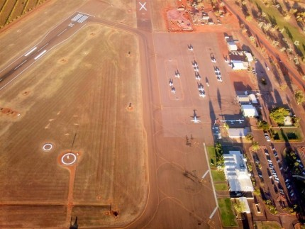 Merit Experienced Projected Image Open Kununurra Airport Photographer Ross Williamson