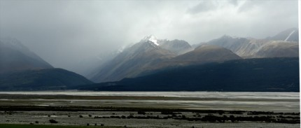 Merit Experienced Print Open Mountains - South Island Photographer Ray Lovell