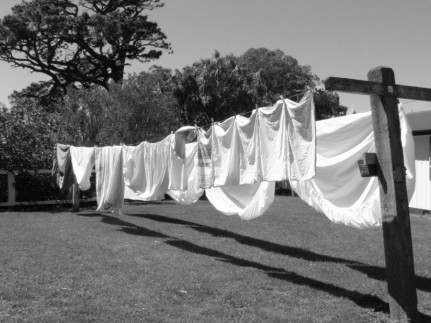 Washday - Photography Vicki Truyens